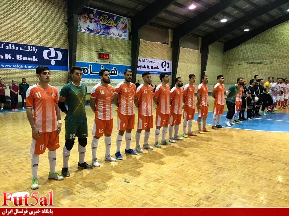 اوضاع تیم فوتسال منصوری قرچک در آستانه شروع لیگ برتر