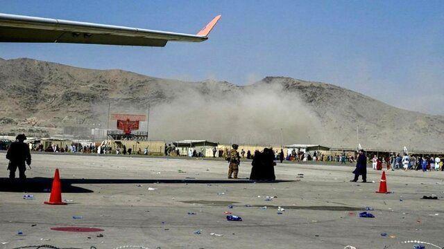فوری؛ انفجار هولناک در نزدیکی فرودگاه کابل + ویدئو و تصاویر