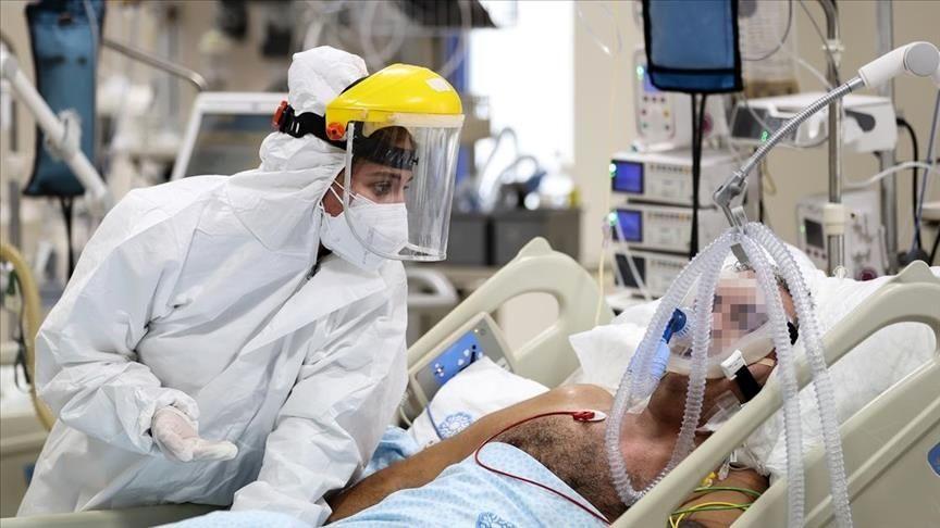 اعضای بدن بیماران کرونایی دچار مرگ مغزی اهدا نمیشود
