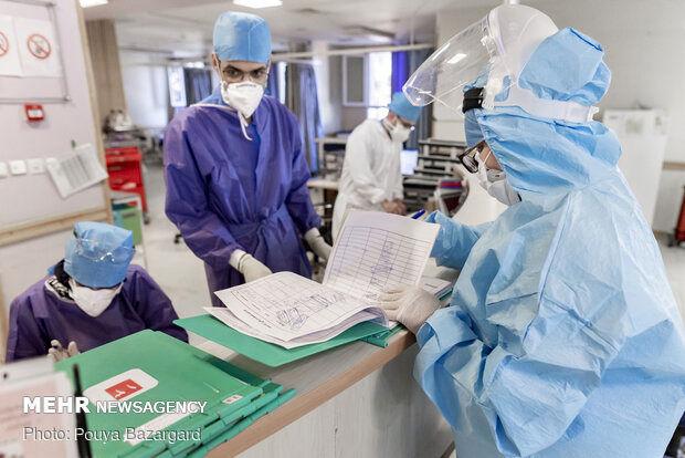 شناسایی ۱۱۸۷۳ بیمار جدید کرونایی/مرگهای روزانه هنوز ۳ رقمی است