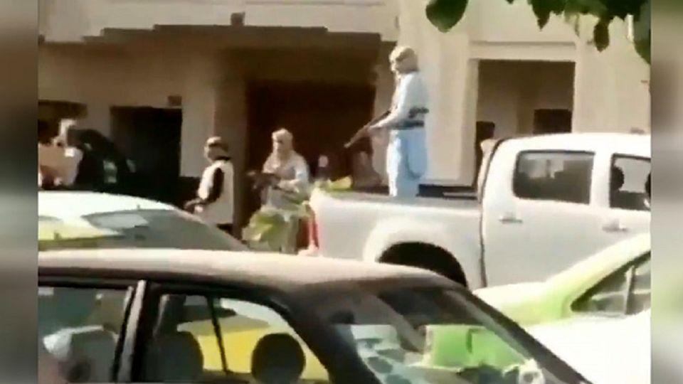 واکنش ناجا به فیلم حمله طالبان در تهرانپارس چه بود؟