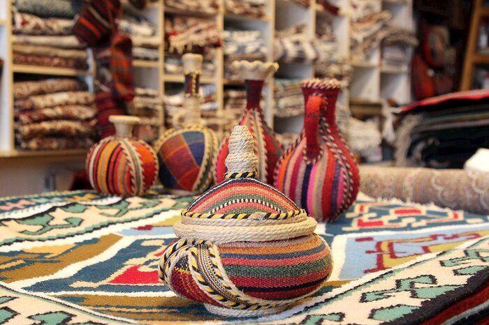 ۵۲ شهر و روستای ملی صنایعدستی/ گلستان و گیلان در صدر فهرست