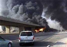وقوع انفجار در شهر الخرج عربستان