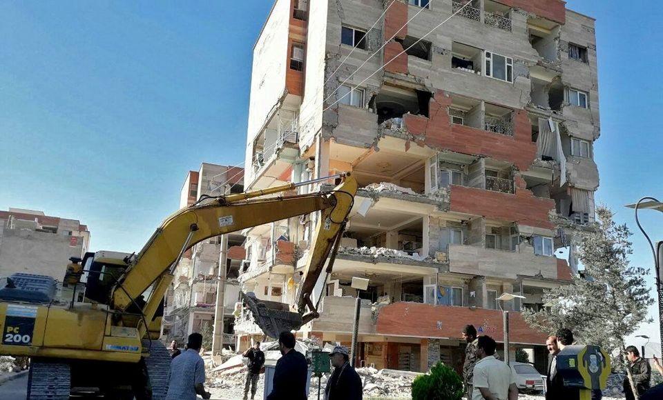 هنگام وقوع زلزله چه باید کرد؟