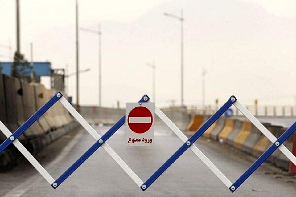 اعلام محدودیتها و ممنوعیتهای تردد روز تحلیف ریاست جمهوری + جزئیات