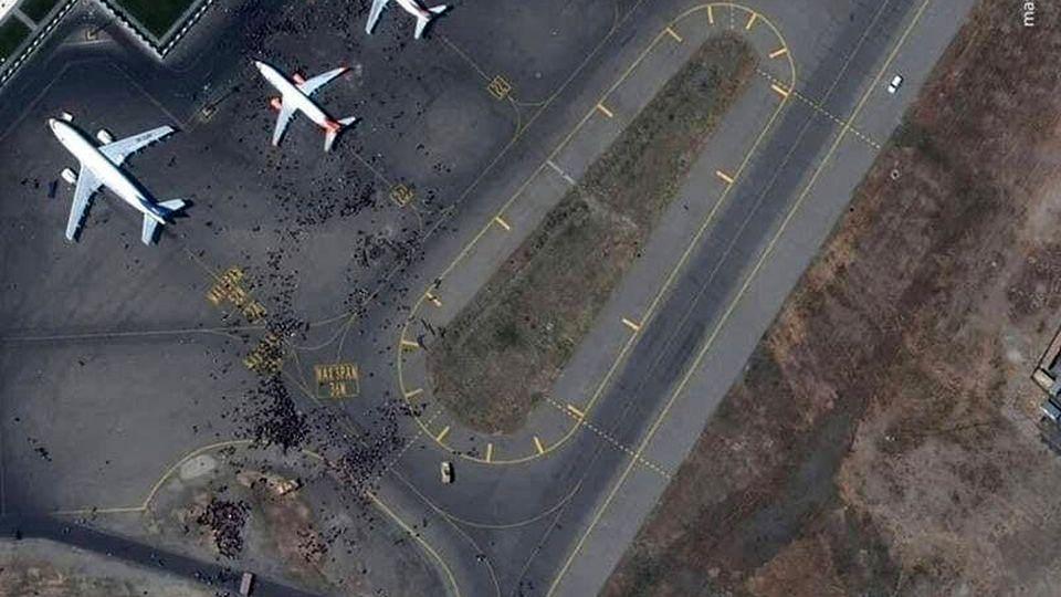 ربوده شدن هواپیمای اوکراینی در افغانستان/ تکذیب ورود هواپیمای ربودهشده به ایران