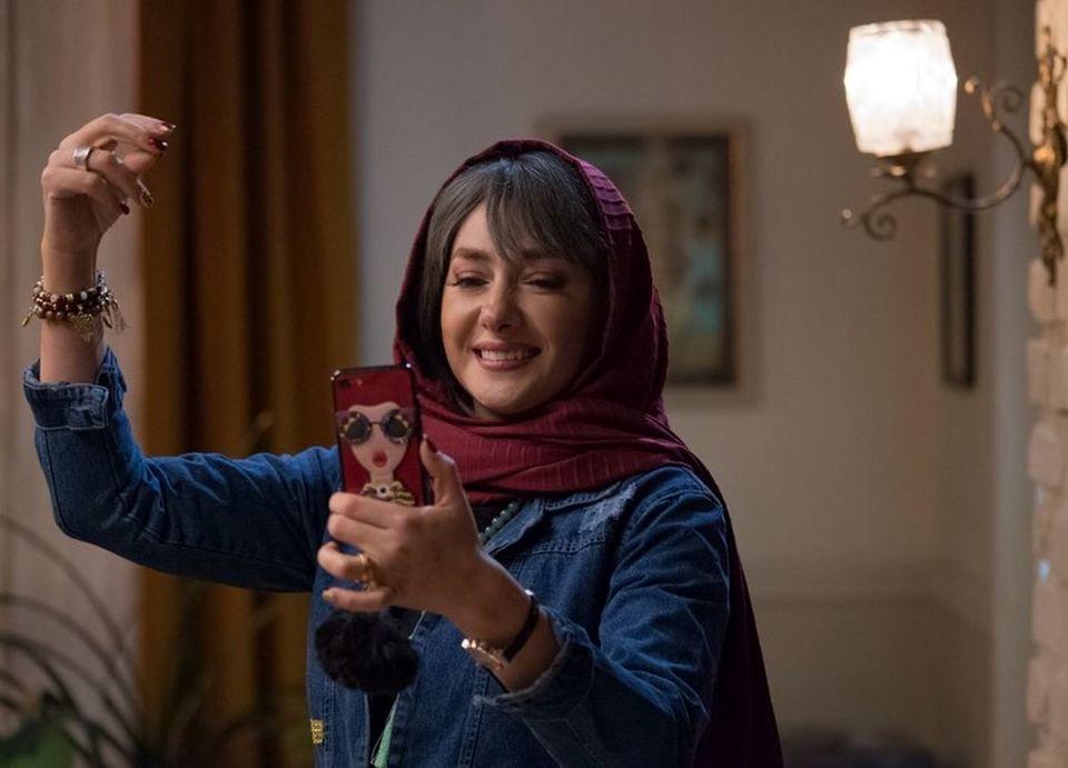 ماجرای فیلم رقص هانیه توسلی با جواد عزتی چه بود؟ + ویدئو