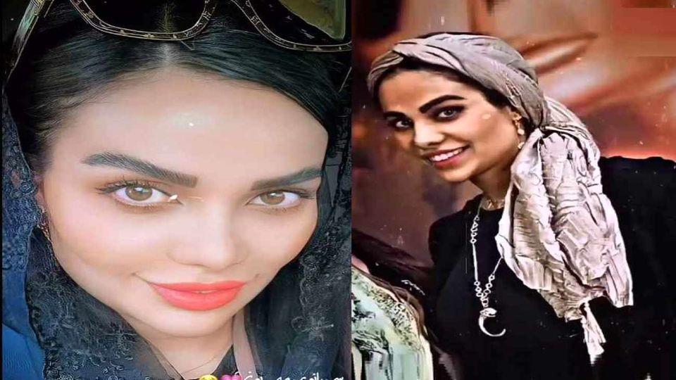کشف حجاب ستاره معصومی، همسر مهدی قائدی + ویدئو