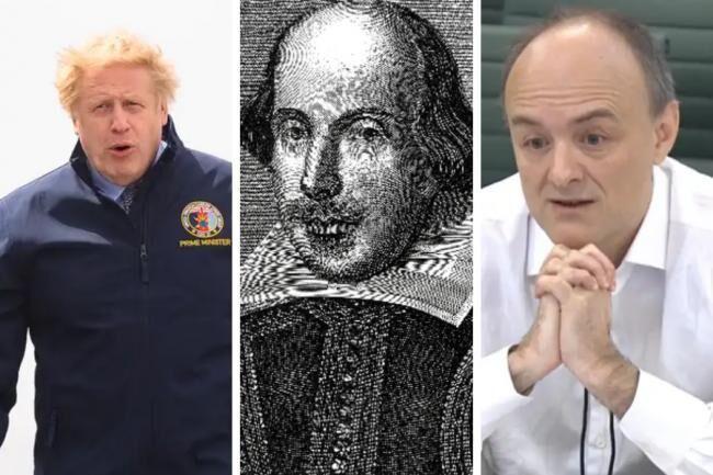 غیبت نخست وزیر انگلیس در جلسات مقابله با کرونا به بهانه شکسپیرنویسی