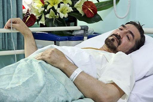 چرا مجری تلویزیون در بیمارستان بستری شد؟ + عکس