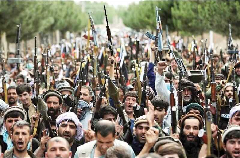 بسیج عمومی علیه طالبان